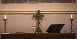 Live Streaming of our weekly eucharist service from St. Catwgs Church, Pentrych @ Your Home